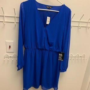 Express Long-sleeve Dress